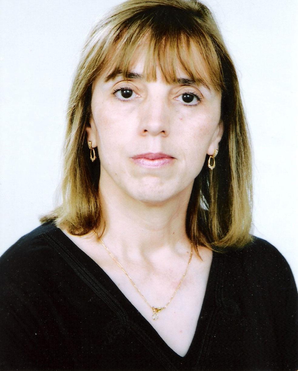 Djamila CHEKROUNI