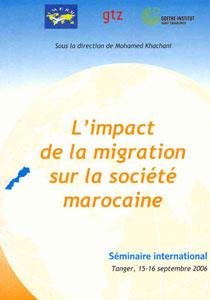 L'impact de la migration sur la société Marocaine