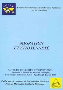 Migration et citoyenneté (Année 2003)